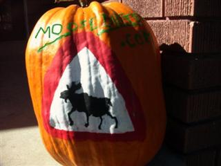 moosebutter pumpkin